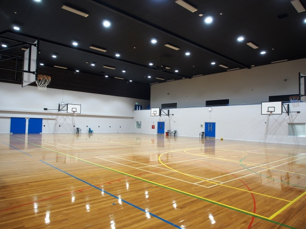 Wharenui Gym – Social Basketball Venue