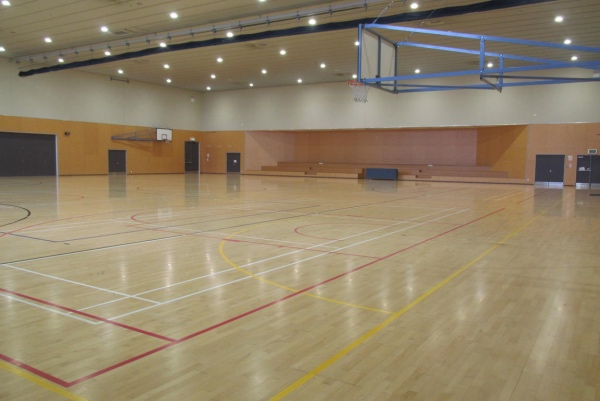 Bishopdale YMCA Basketball Court