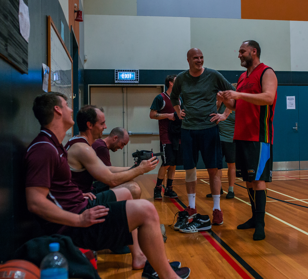 Social Basketball Team Christchurch